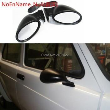 California Classic Retro Door Wing Side Mirror Hot Rod