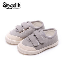 Kids Sneaker Girls Canvas Shoes Toddler Running Sneakers Boys Sports Children Teenage Trainers 2018 Spring Autumn