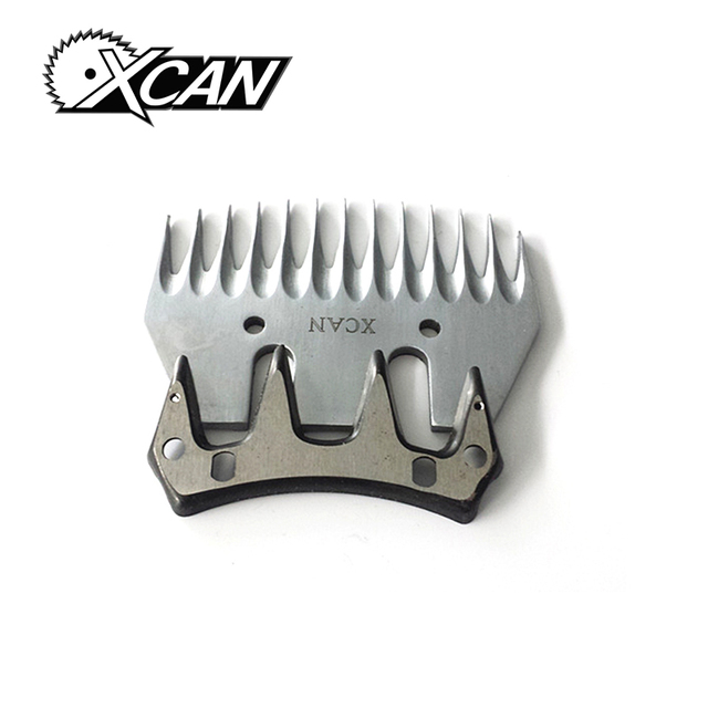 Free Shipping Sheep / Goats Shearing Clipper Straight 13 Tooth Blade Alternative For SHEEP Clipper Shears Scissors