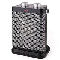 Portable Multi Purpose Mini Electric Heater Large Area 3 Second Instant Heating Machine Adjustable Thermostat Fan