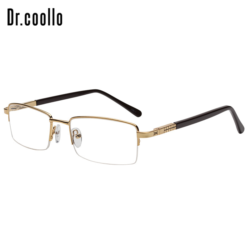 Drcoollo Prescription Progressive Optical Reading Glasses Women Men Myopia