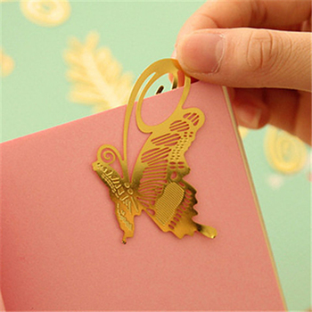 Korea Stationery Mini Metal Bookmark 2