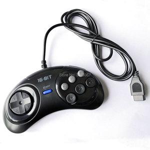 Image 5 - WOLSEN livraison directe 16 bits Mini Console de jeu TV construit en 208 jeux AV sortie