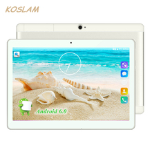Android 5.1 Таблетки ПК Tab Pad 10 Дюймов IPS 1280 х 800 MTK Quad Core 1 ГБ RAM 16 ГБ ROM Две СИМ-Карты 3 Г Телефонный Звонок 10 «Phablet
