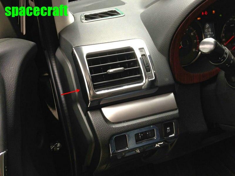 Auto Interior Accessories Car Inner Air Vent Trim For Subaru