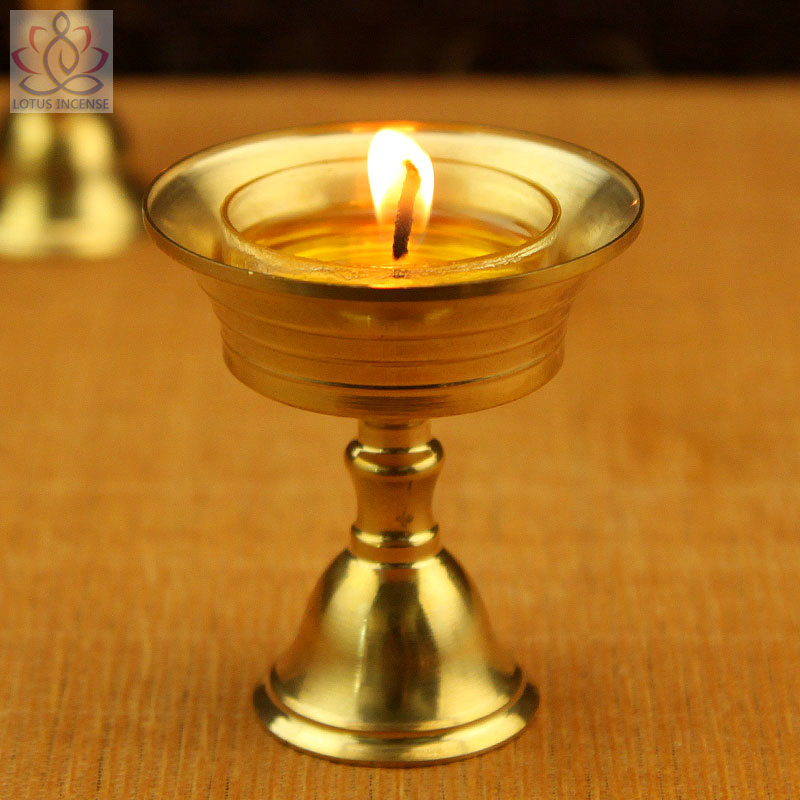 Online Buy Wholesale Tibetan Butter Lamp From China