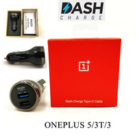 Oneplus DASH Car Charger Oneplus 3 3T 5 Car Charger 5V4A Dual USB Ports Auto Mini