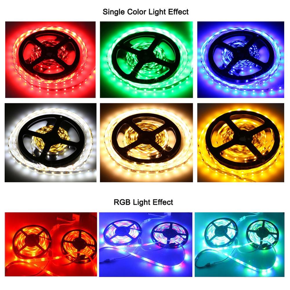 LED շերտ 12V 10m 300LED 3528 SMD SMD անջրանցիկ և - LED լուսավորություն - Լուսանկար 6