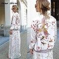 Snowshine #20 женская Мода Печати Куртки Пальто Парка Пиджаки Кардиган бесплатная доставка