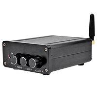AIYIMA TPA3116 NE5532 2.0 Canais Estéreo de ALTA FIDELIDADE de Alta Amplificador De Potência Dual Chip Bluetooth 4.2 Febre Placa Amplificador Digital 100 W * 2