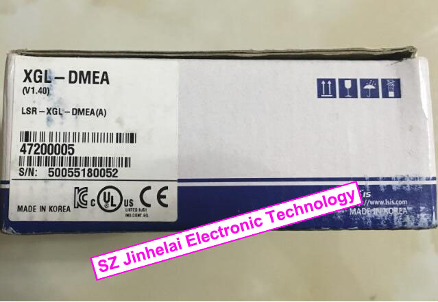100% New and original  XGL-DMEA  LS(LG)  Communication module, DeviceNet,Master 100% new and original g6i d22a ls lg plc input module