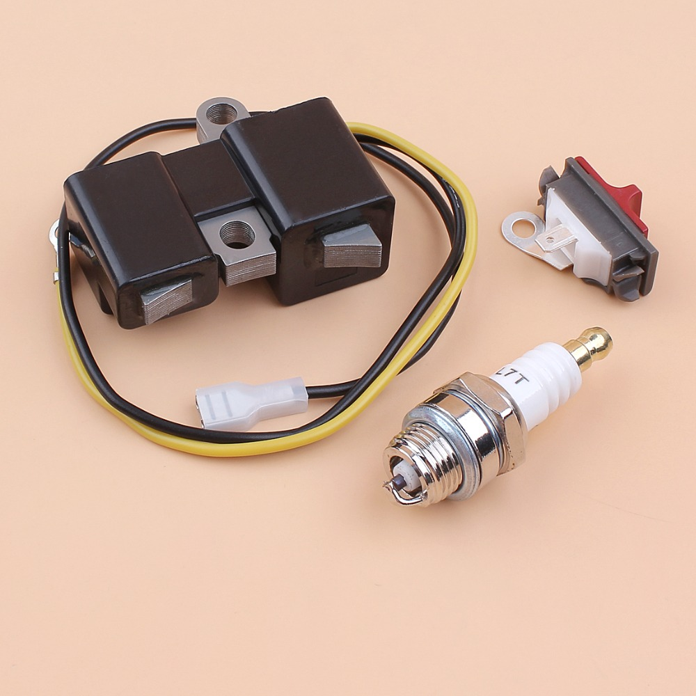 Old Type Ignition Coil Magneto Module Kit For HUSQVARNA 266 61 66 162 Chainsaw Spare Parts OEM 501516101,501516102