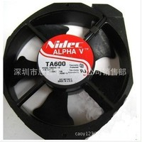 Оригинальный Nidec AC Вентилятор охлаждения 17 см ta600 a30318 10 115 В 0.35a качества теплоотводы осевой вентилятор охлаждения