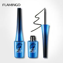 Фламинго Фирменная подводка для глаз карандаш профессиональный макияж долговечный подводка для глаз Водонепроницаемый черный цвет Высококачественная подводка для глаз подарок 189