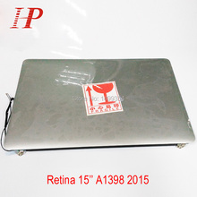 "Genuine New Retina LED LCD Screen Assembly For Macbook Pro 15"" A1398 LCD Screen 2015 Year"