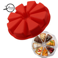 27 5cm New Arrival Silicone Scone Bakery Mold Pudding Ice Cream Styling Cake Cooking Accessories