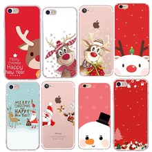 Merry Christmas For Apple Iphone X XS 7 7Plus 6 6S 5 5S SE 4 4S