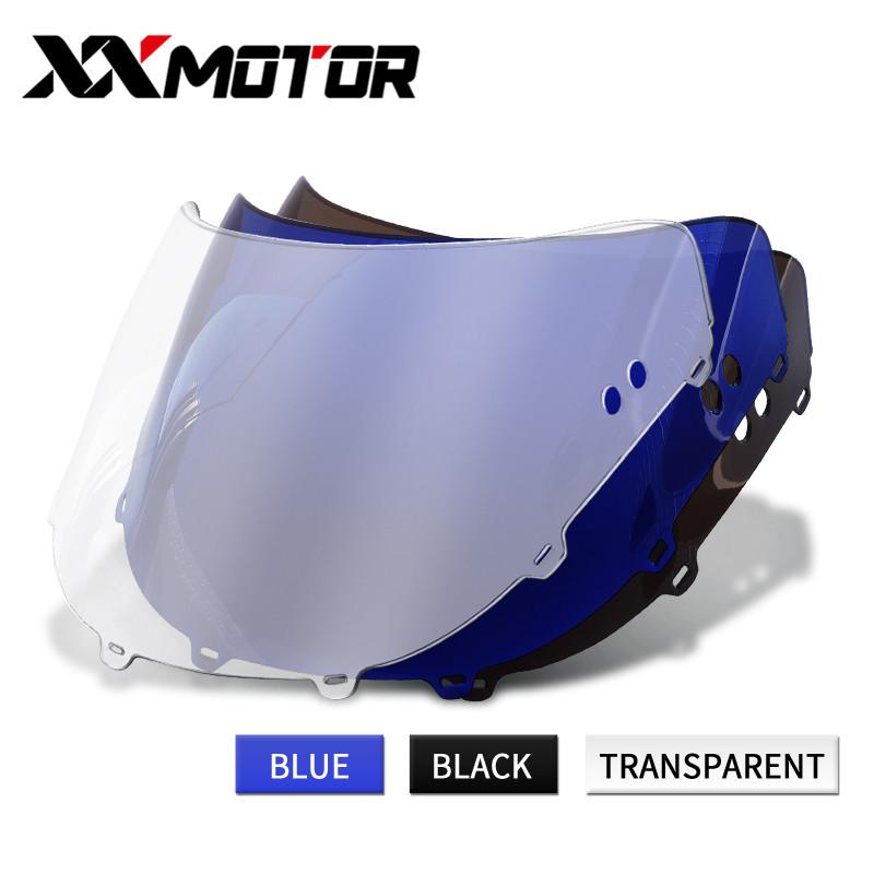 Windshield Windscreen shroud Fairing For HONDA CBR400RR NC29 CBR400 CBR29 MC29 1990 1991 90 91 Motorcycle Accessories