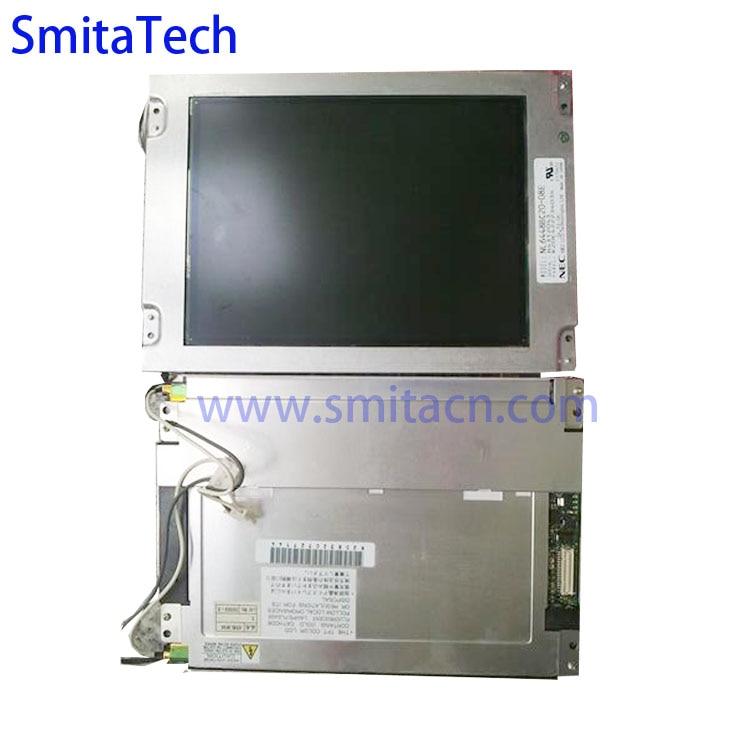 6.5 inch TFT LCD For NEC NL6448BC20-08E 640*480 display screen panel монитор nec 30 multisync pa302w sv2 pa302w sv2