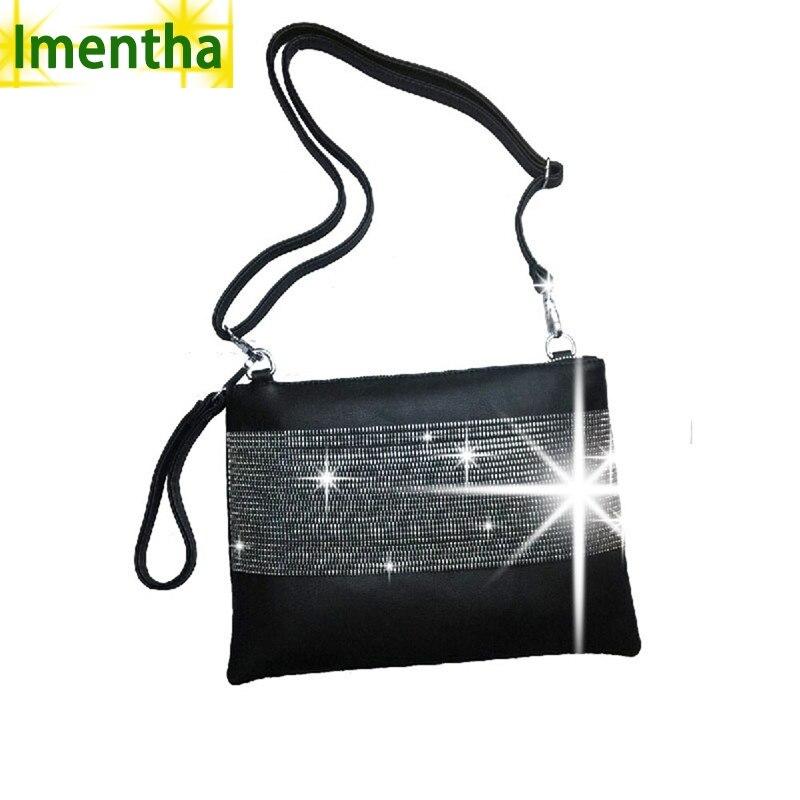 CLASSIC KOREAN LADY HAND BAG pattern over shoulder strap vintage envelope zipper business women shoulder bag messenger bag