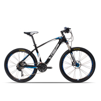 26 Inch Carbon Fiber Mountain Bike 30 Speed 33 Speed Professional Racing Mountain Bike Ultra Light