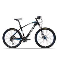 26 Inch Carbon Fiber Mountain Bike 30 Speed 33 Speed Professional Racing Mountain Bike Ultra Light