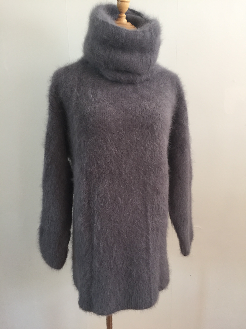 50cm high collar, mink cashmere sweater, a wholesale, customized, wholesale customers contact customer service free delivery