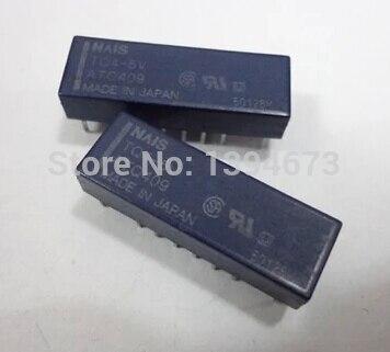 HOT NEW TQ4-5V TQ4 5V 5VDC NAIS DIP16 hot new relay hf6 73 5v hf6 relays 5v 5vdc dc5v 5v sop 2pcs lot