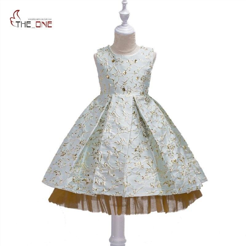 Jetzt Rabatt MUABABY Mädchen Party Kleid Sleeveless Hohe Qualität ...