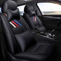 Genuine Leather auto custom car seat cover For Mercedes Benz A B C D E S series Vito Viano Sprinter Maybach CLA CLK car seats