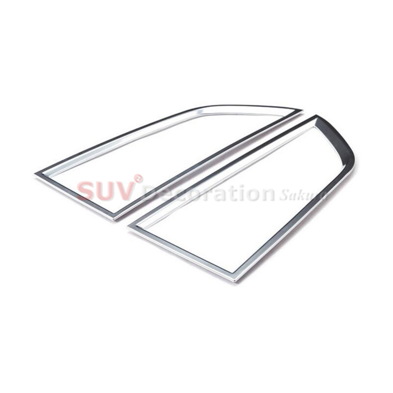 New! NEW!! For Porsche Macan 2014 2015 2016 SLIVER ABS Front Central Air-condition Vent Trims 2pcs new