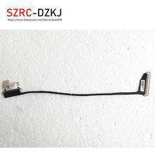 Original LCD Cabo Cabo LCD para Lenovo ThinkPad FRU T480 ET480 01YR503 WQHD DC02C00BE00