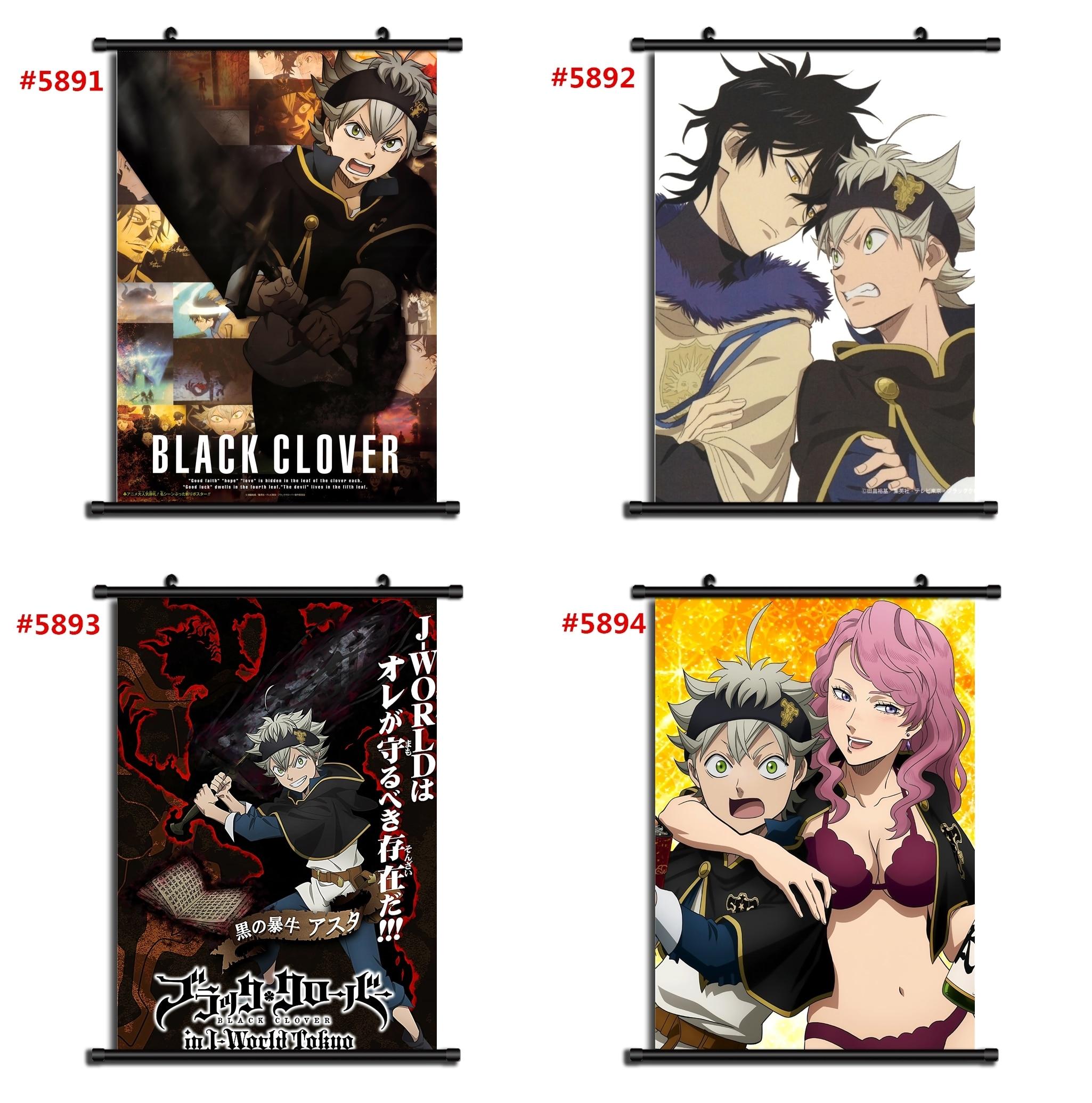 0e8976d4c7748 FancyCos Black Clover Cloak Anime Cosplay Costume Asta Cloak Black ...