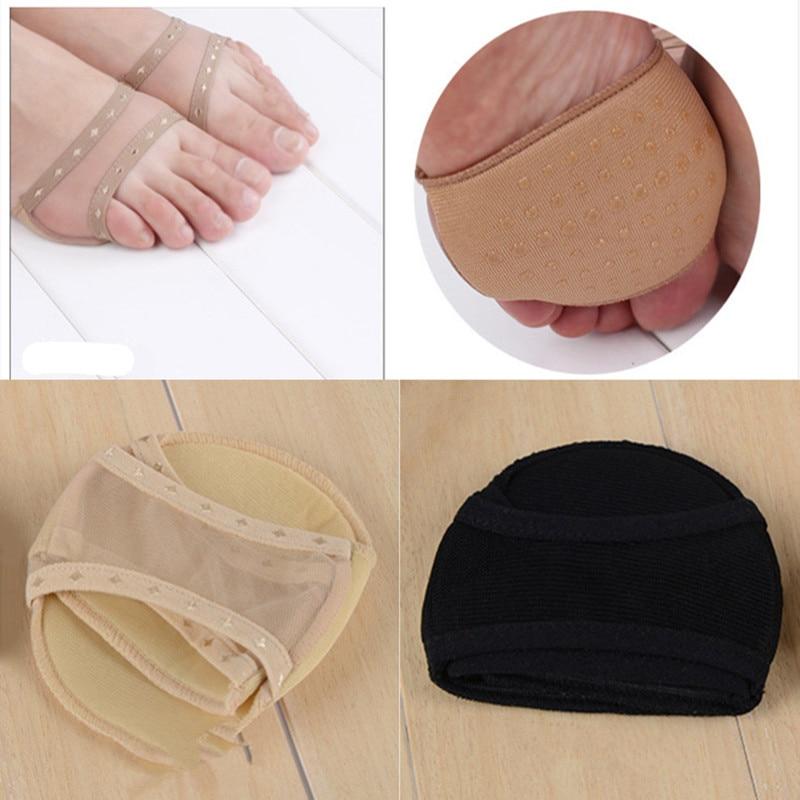 Useful Lace Mesh Toeless Peds liner Socks Women Summer Antiskid Invisible Liner Peds Low Cut Ped Socks