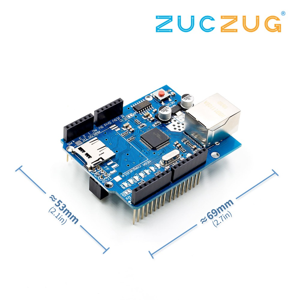 youe shone Ethernet Shield W5100 Network Expansion Board Module For Main Board UNO R3 ATMega 328 With Micro SD Oneyoue shone Ethernet Shield W5100 Network Expansion Board Module For Main Board UNO R3 ATMega 328 With Micro SD One