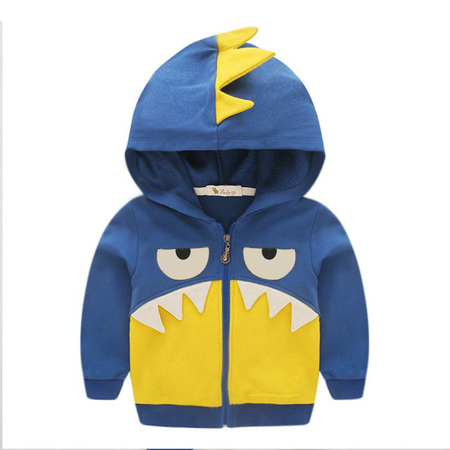2016 New Children Clothing Autumn Winter Cotton Kids Hoodies For 4-8 Years Unisex Boys Girls Sweatshirts Cute Kid Clothes