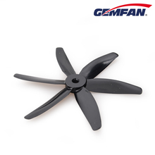 Gemfan 6 Blade 5x4x6 5040 5040R CW CCW Propeller for 1806 2205 Motors ZMR250 QAV250 280 Drone Quadcopter Props PC 4Pair/8PCS