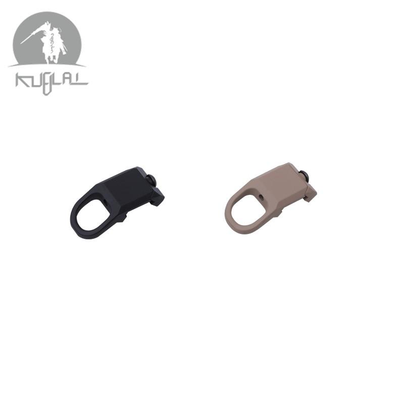Jin Ming SCAR V2 Alloy Quick Detach QD Adaptor Plate and QD buckle