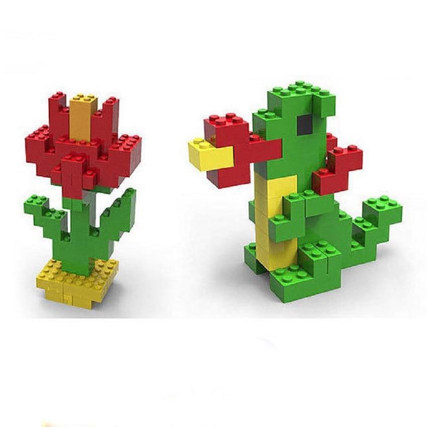 Legolin Figures Gremlins Stripe Gizmo Stitch Super Mario Wreck It Ralph Alien E.T. With Elliot Building Blocks Friend toys gift - 2