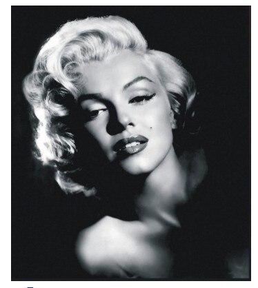 Movie Marilyn Monroe Vintage Black White Photos Home Decoration ...