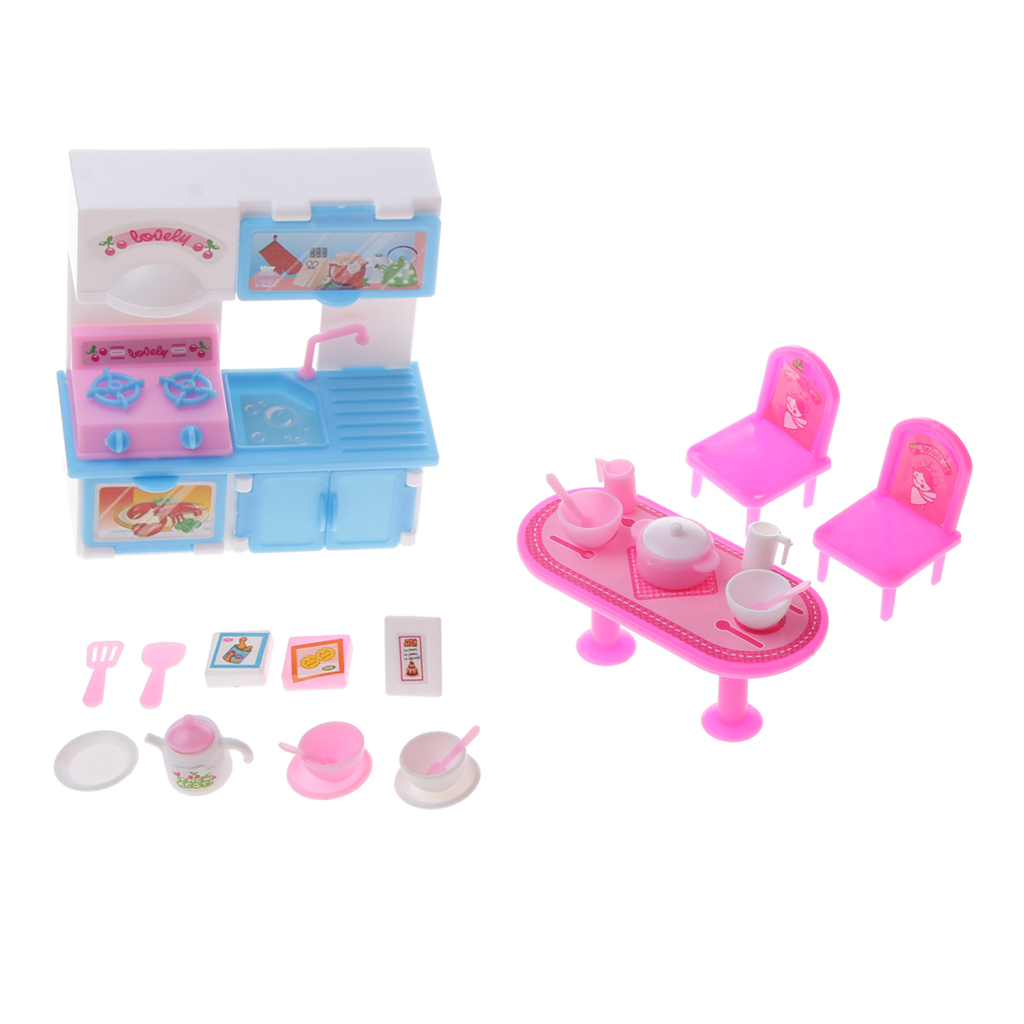 Toys & Hobbies Furniture Toys Professional Sale High Quality Mini Pink Wardrobe With 3 Big Drawers And 2 Small Drawers Suitable For 29cm Fashion Doll Dollhouses Decoration