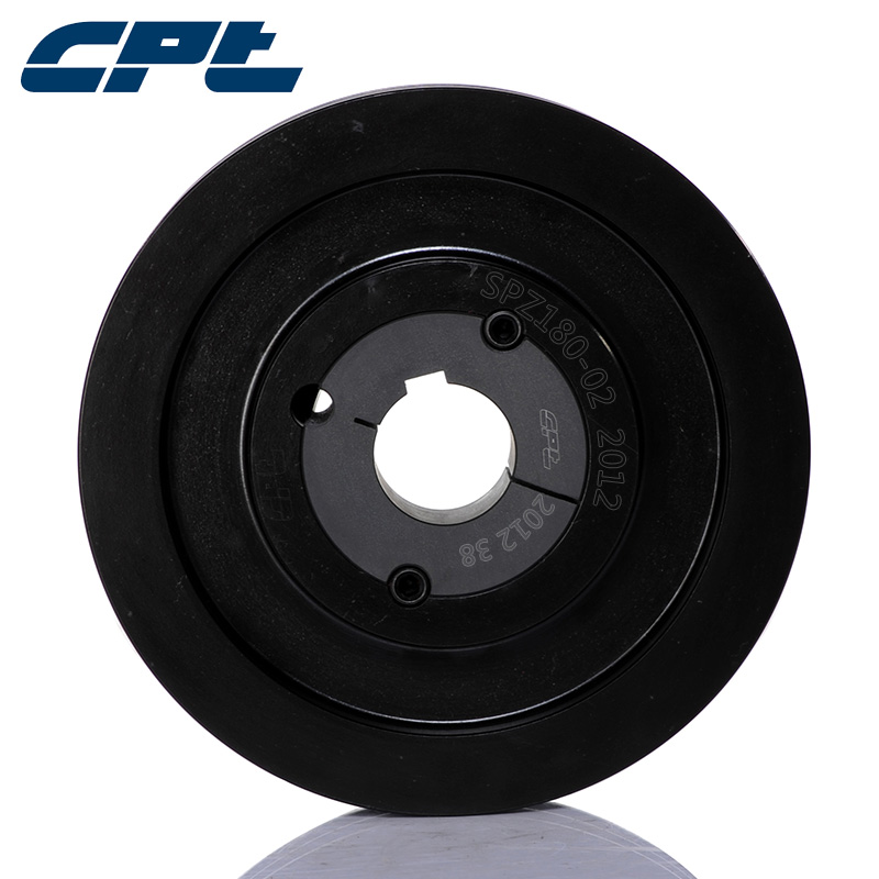 O Type Pulley 1 V Groove Bore 12mm OD 70mm Aluminium Alloy for O Belt Motor