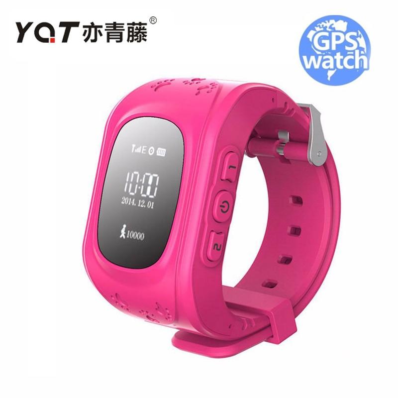 QYT Q50 GPS SosTracker Children Kids GPS Tracking GPS font b Smart b font font b