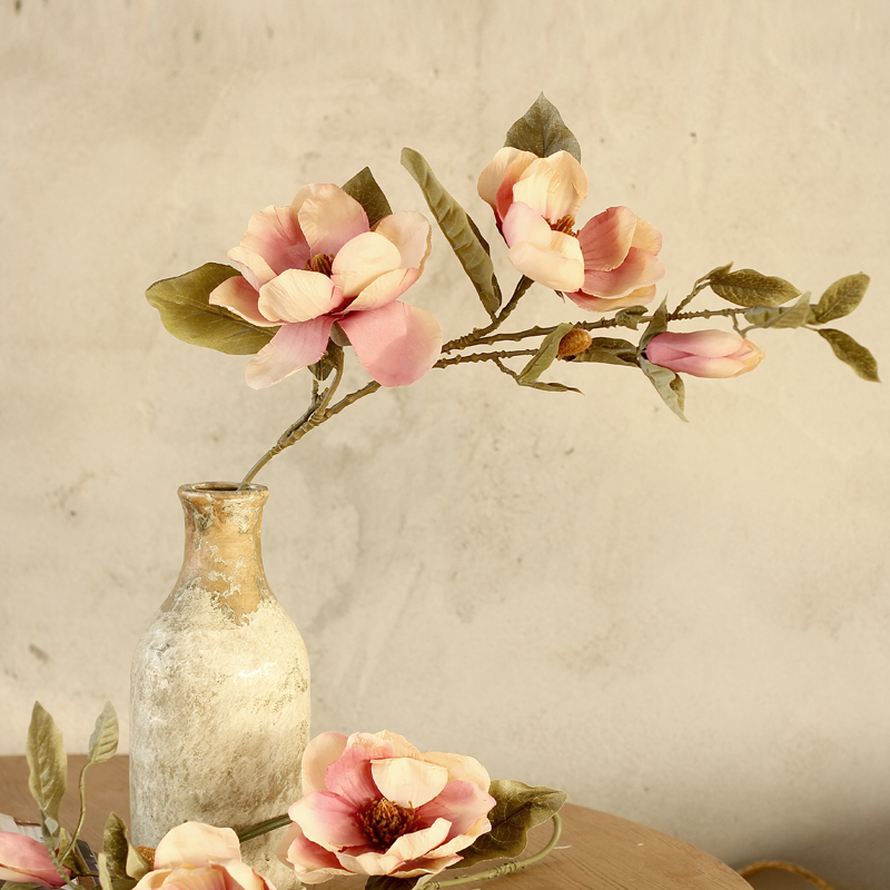 Vintage Style Artificial Flowers Beautiful Silk Flowers ...