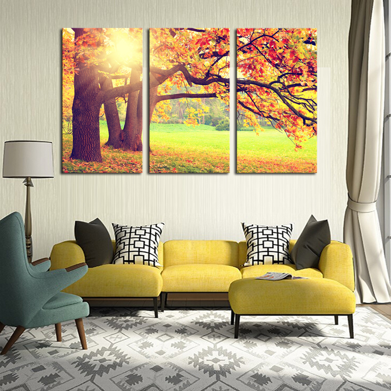 Contemporary 3 Frame Wall Art Picture Collection - Art & Wall Decor ...