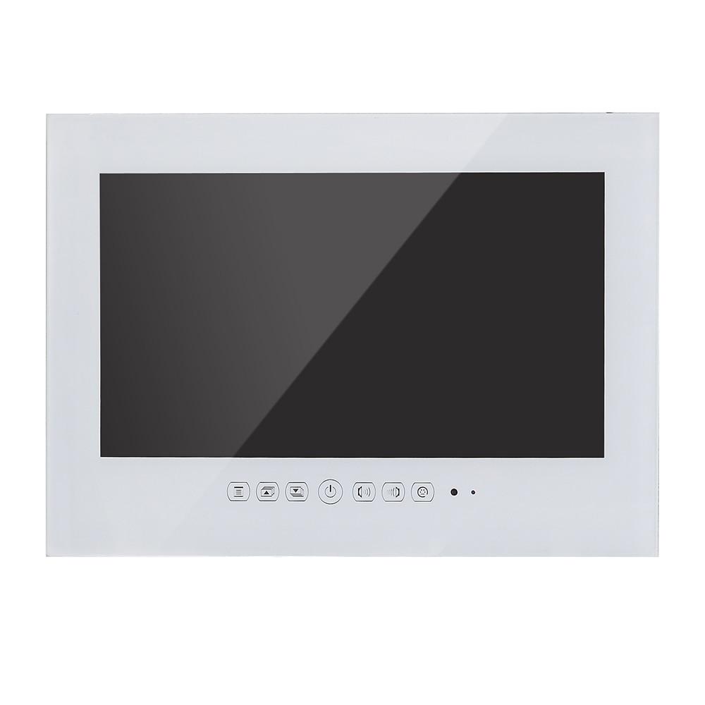 "HTB1tPBGahrvK1RjSszeq6yObFXa3 Souria 15.6"" Black Bathroom Waterproof LED Android 9.0 Smart Wi-Fi Shower Hidden TV Monitor Hotel Television"