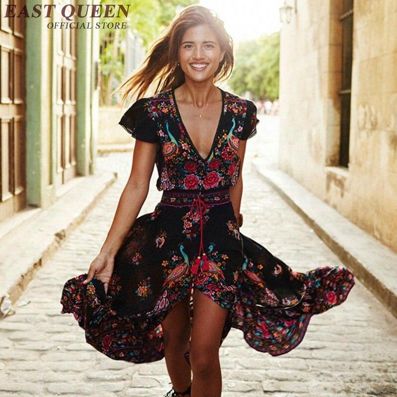 Hippie chic kleider