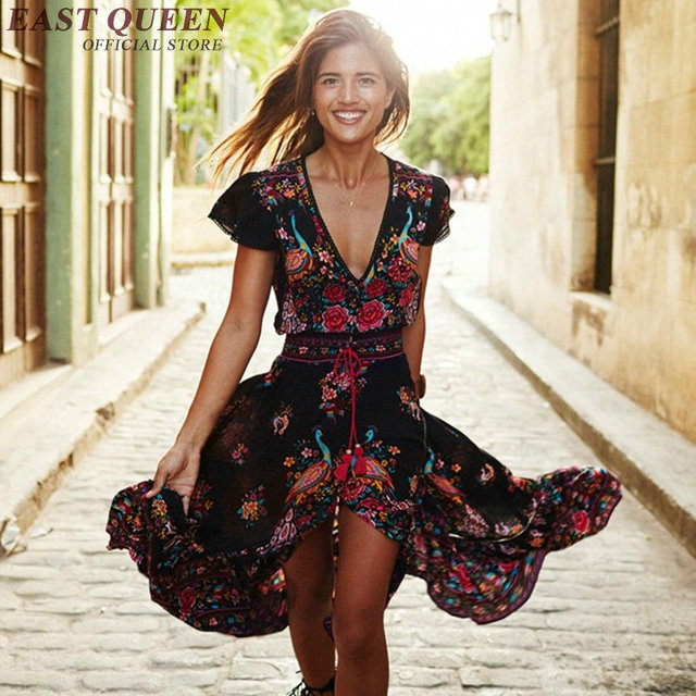 Style boho chic femme - Look hippie femme ...