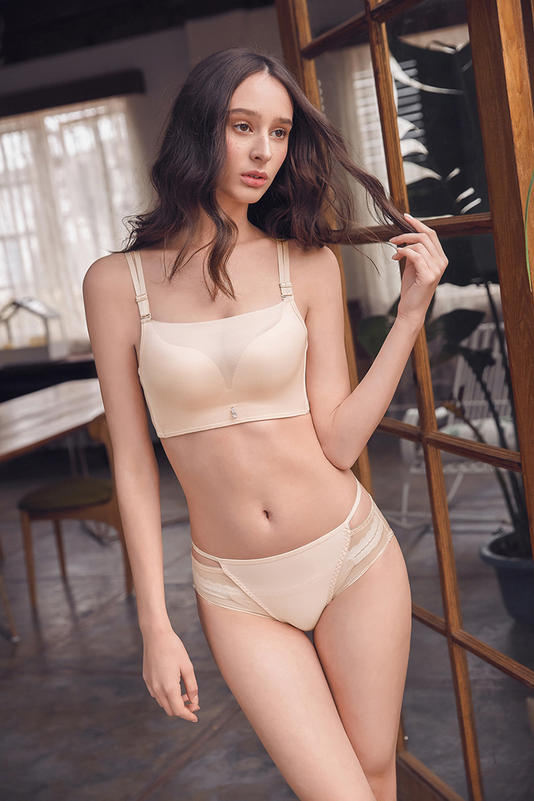 04499409600 YinMar Bra Brief Sets 85 AB Cup Seamless Wire free Lace Bra and ...