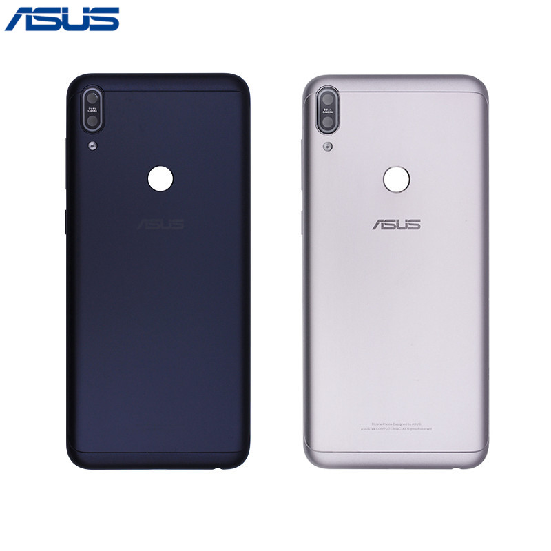 ASUS Zenfone Max Pro M1 ZB601KL ZB602KL Back Door Case Battery housing back cover For ASUS ZB601KL ZB602KL Rear Cover PartASUS Zenfone Max Pro M1 ZB601KL ZB602KL Back Door Case Battery housing back cover For ASUS ZB601KL ZB602KL Rear Cover Part